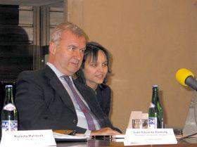Juan Eduardo Fleming, embajador de Argentina en la República Checa (Foto: Elena Horalkova)