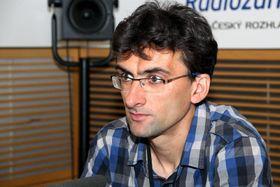Jaroslav Martínek, foto: Šárka Ševčíková, ČRo