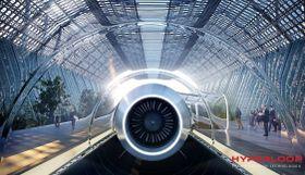 Hyperloop, foto: Hyperloop Transporation Technologies