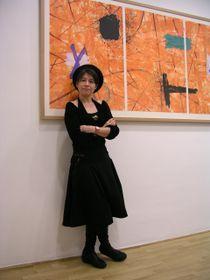 Mercedes Abad (Foto: Autora)