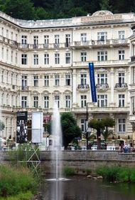 Grandhotel Pupp in Karlovy Vary (Foto: Barbora Kmentová)