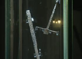 Meč Valentina Hrbatého, foto: ČT
