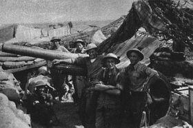 Чехословацкие военные в Тобруке, Фото: открытый источник