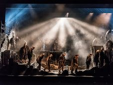 De la casa muerta, foto: © archivo del Teatro Nacional de la ciudad de Brno