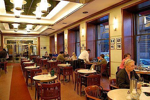 A Prague Institution The Famous Caf 233 Slavia Radio Prague