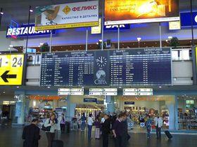 Аэропорт Шереметьево (Фото: Zac Allan, Wikimedia Commons, Free Domain)