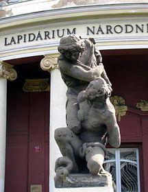 Lapidarium, photo: Barbora Kmentová