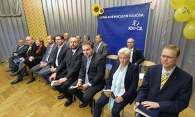 Christlich-Demokratische Union (Foto: ČTK)