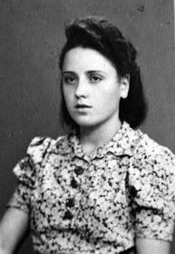 """Marie Zajíček (Foto: Archiv des Projekts """"Paměť národa"""")"""