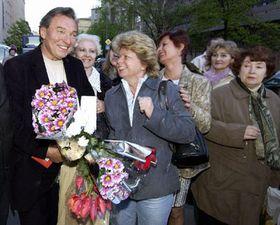 Карел Готт в Москве (Фото: ЧТК)