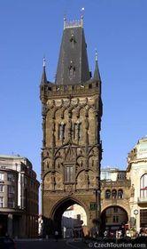 Праховая башня (Фото: CzechTourism)