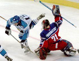 Свой последний матч Россия сыграла с Финляндией (Фото: ЧТК)