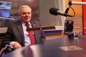 Karel Dobeš, photo: Jana Přinosilová, ČRo