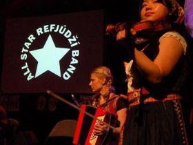 Allstar Refjúdží Band, photo: archive of Allstar Refjúdží Band