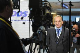 Jaroslav Kubera (Foto: Filip Jandourek, Archiv des Tschechischen Rundfunks)