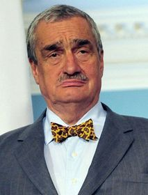 Karel Schwarzenberg, photo: US Department of State, Public Domain