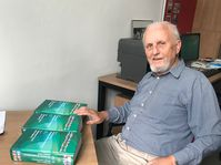 Jiří Černý, foto: Juan Pablo Bertazza