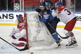 La République tchèque était menée 3 à 0 dans un match qu'elle a finalement remporté après la toujours délicate séance des tirs de fusillade (4-3), photo: ČTK
