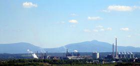 Arcelor Mittal Ostrava, foto: Lukáš Mižoch, CC BY 3.0