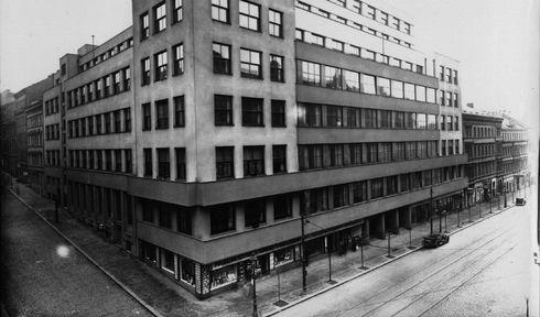 Czech Radio building, photo: APF ČRo