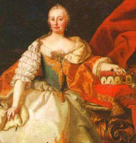 La emperatriz María Teresa
