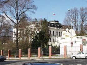 Посольство Российской Федерации в Праге, foto: Архив посольства