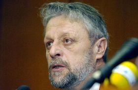 The Interior Minister Frantisek Bublan, photo: CTK