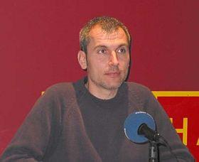 David Marqués (Foto: autora)
