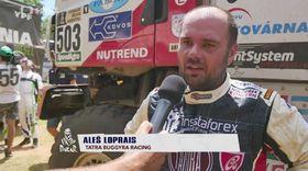 Aleš Loprais, photo: ČT