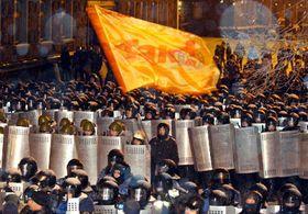 La crisis en Ucrania (Foto: CTK)