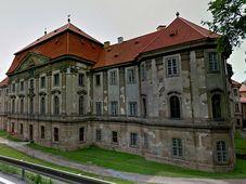 El monasterio de Plasy, foto: Google Street View