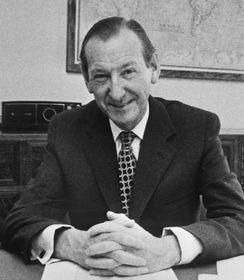 Kurt Waldheim (Foto: Fritz Bach, ANeFo, Wikimedia Commons, CC BY-SA 3.0 NL)