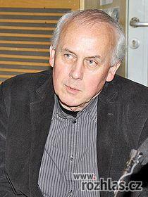Иржи Коциан (Фото: Алжбета Шварцова, Чешское радио)