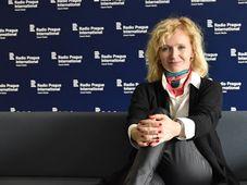 Anna Geislerová, photo: Ondřej Tomšů