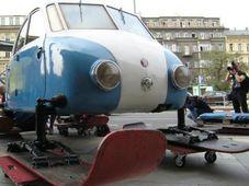 Аеросани Tatra V 855