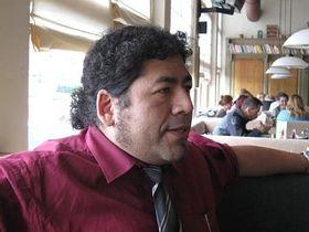 Eric Moscoso Vertiz, foto: Gonzalo Núñez