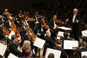 La Orquesta Sinfónica de la Radiodifusión Checa, foto: Petr Horník, ČRo