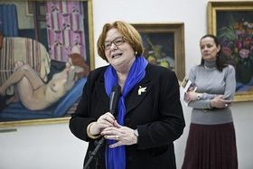 Jana Orlíková, foto: Jaroslav Kučera, archiv ČRo
