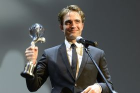 Robert Pattinson, photo: Kateřina Šulová / ČTK