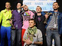 Le groupe Nightwork a été mis particulièrement à l'honneur cette année, photo: CTK