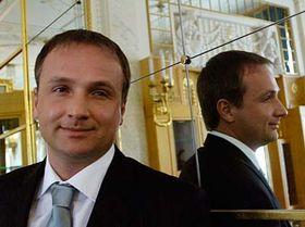 Ředitel Obecního domu Tomáš Vacek, foto: ČTK