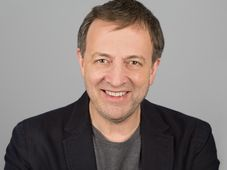Misha Glenny, photo: archive of Misha Glenny
