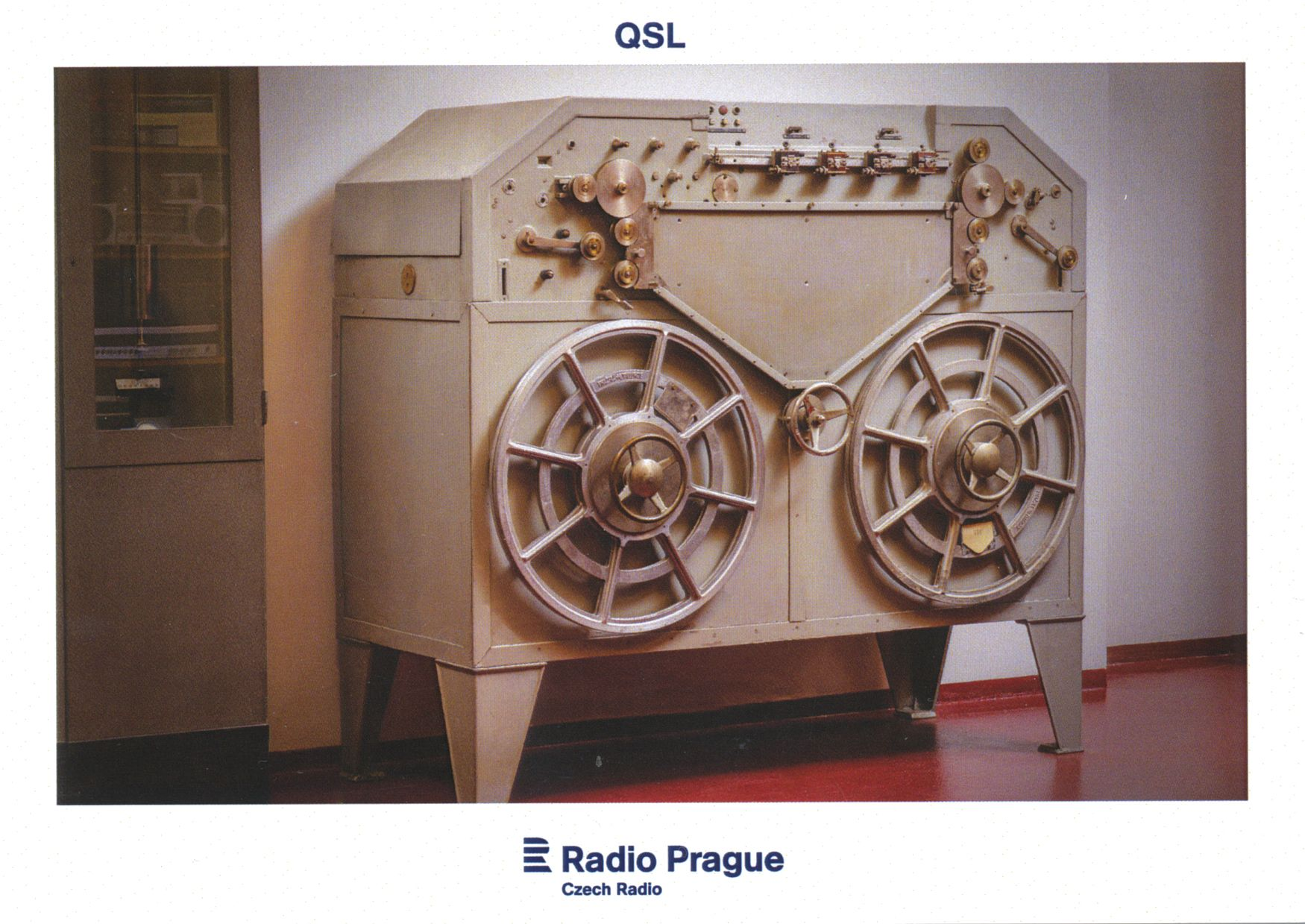 qsl 2018 radio equipment