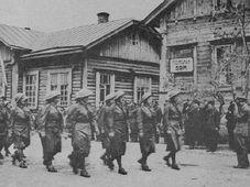 Военнослужащие 1-го отдельного Чехословацкого пехотного батальона, Бузулук, 1942 г.