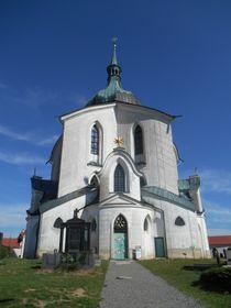 Храм Яна Непомуцкого на Зеленой Горе, фото: Magdalena Kašubová, ČRo