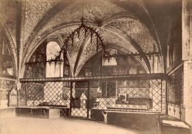 Капелла Св. Креста, 1878 г., Фото: открытый источник