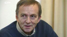 Vladimír Jiránek, foto: ČT