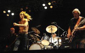 Iggy Pop & The Stooges, foto: ČTK