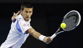 Novak Djokovic, photo: CTK