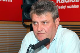 Ivo Kaderka (Foto: Šárka Ševčíková, Archiv des Tschechischen Rundfunks)
